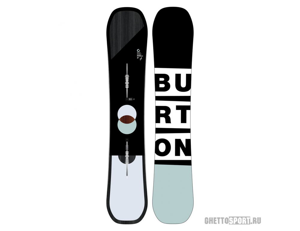 Сноуборд Burton 2020 Custom Flying V No Color