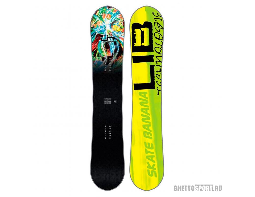 Сноуборд Lib Tech 2018 Sk8 Banana Btx Paril 159W