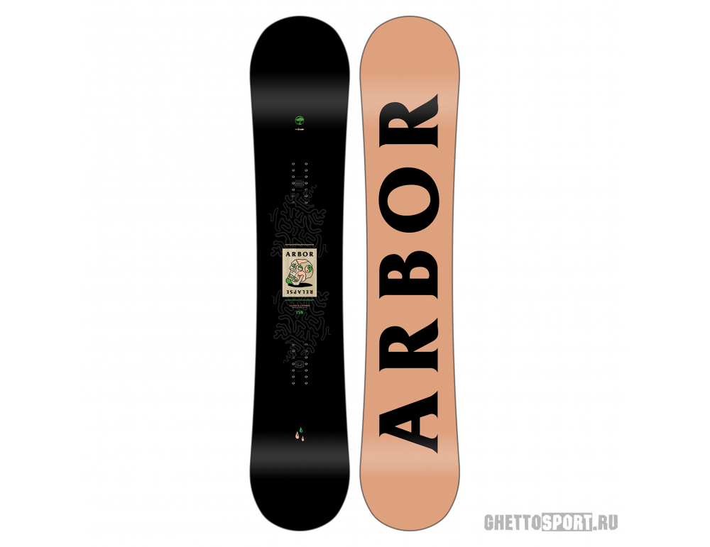Сноуборд Arbor 2019 Relapse