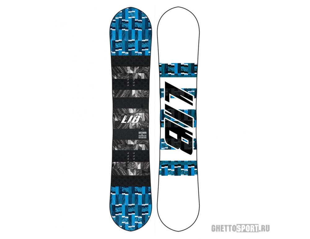 Сноуборд Lib Tech 2020 Skate Banana Btx Blue