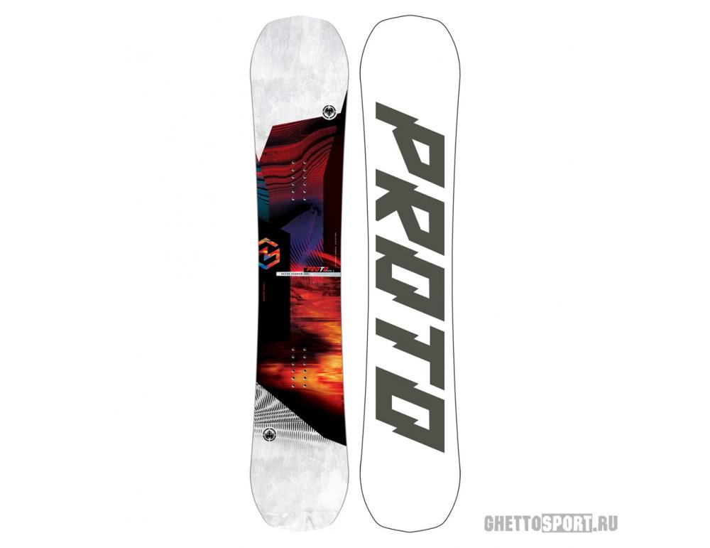 Сноуборд Never Summer 2020 Proto Type Two