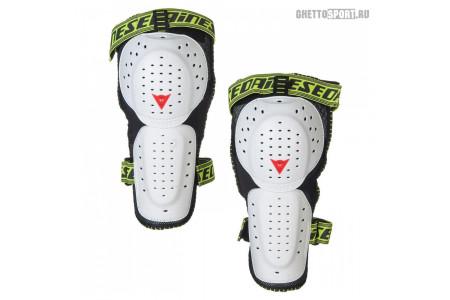 Защита колена Dainese 2016 Active Knee Guard Evo Black/White N