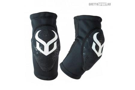 Защита колена Demon 2019 Knee Guard Soft Cap Pro Black DS5110a