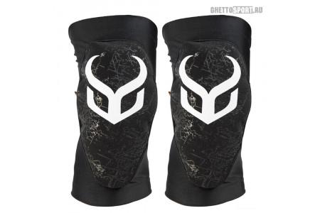 Защита колена Demon 2019 Knee Guard Soft Cap X D3O Black DS5514a