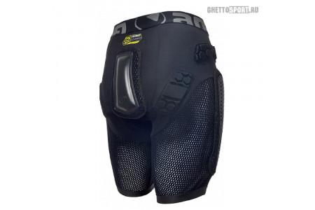 Защитные шорты Amplifi 2020 Fuse Pant Black