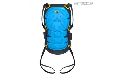 Защита спины Nix-Ter 2017 Turtilla Black/Blue/Yellow