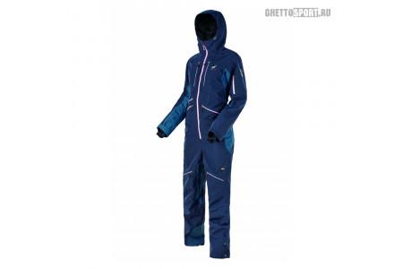 Комбинезон Picture Organic 2020 Explore Suit B Petrol Blue
