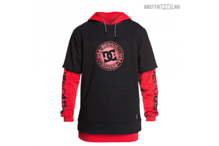Джемпер DC 2019 Dryden M Otlr Rqr0 Racing Red