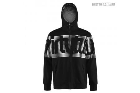 Толстовка Thirty Two 2015 Stamped Zip Fleece Black XL