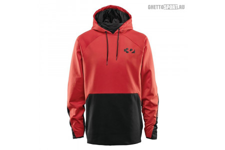 Толстовка Thirty Two 2020 Reflex Red/Black
