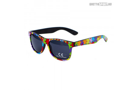 Солнцезащитные очки Mod 2013 Funky Puzzle Smoke Lens