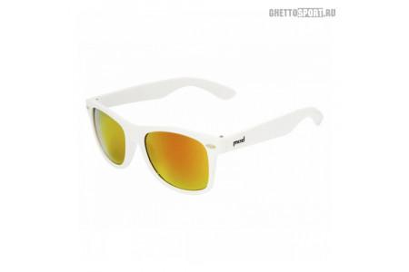 Солнцезащитные очки Mod 2014 Funky White Red Chameleon Mirror Lens
