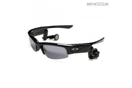 Солнцезащитные очки Oakley 2009 Thump Pro 512Mb Black Polished Black Ir