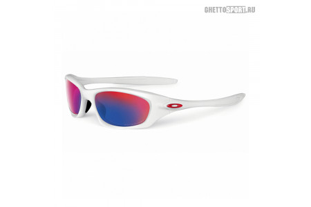 Солнцезащитные очки Oakley 2014 Twenty White W/Oo White Red Iridium Polarized