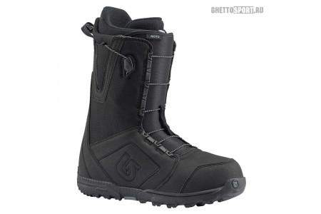 Ботинки Burton 2018 Moto Black