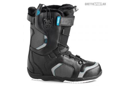 Ботинки Deeluxe 2013 Felem Black/Grey 11,5