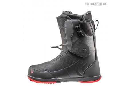 Ботинки Flux 2019 X9 Rjs Vr-Speed New Black/Red