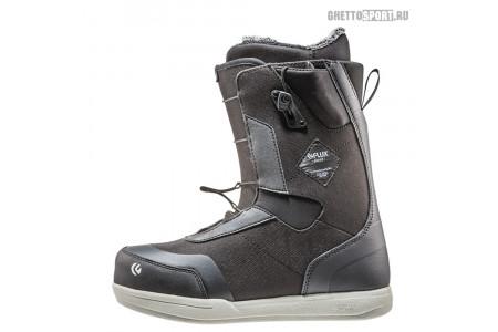 Ботинки Flux 2019 X9 Tws Gt-Speed Black/White