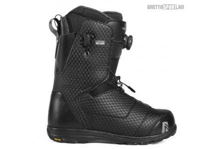 Ботинки Nidecker 2019 Tracer Hlock Coil Black