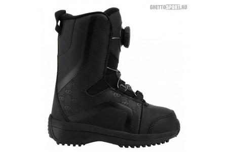 Ботинки Luckyboo 2020 Futurestar Black