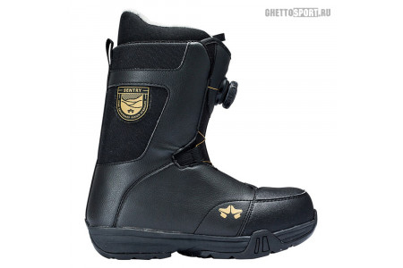 Ботинки Rome 2018 Sentry Boa Black 10,5