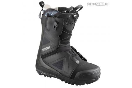 Ботинки Salomon 2020 Hi Fi Black/Castlerock