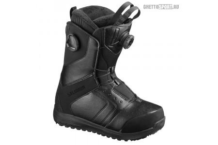 Ботинки Salomon 2020 Kiana Focus Boa Black