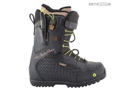 Ботинки Atom 2013 A-One Black 8,5