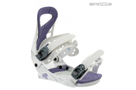 Крепления Black Fire 2020 Sp Lady White/Purple