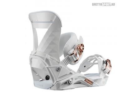 Крепления Salomon 2020 Mirage White S