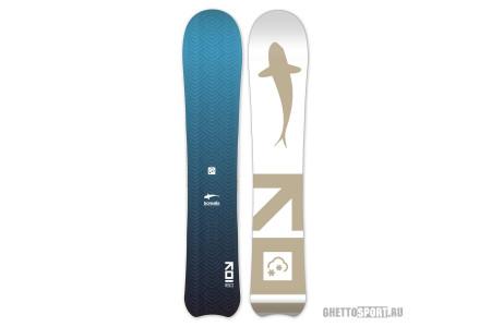 Сноуборд Borealis 2019 BlueKoi 160
