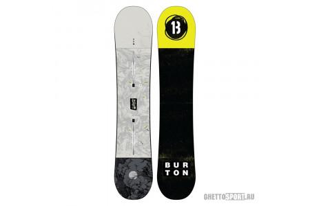 Сноуборд Burton 2020 Descendant No Color