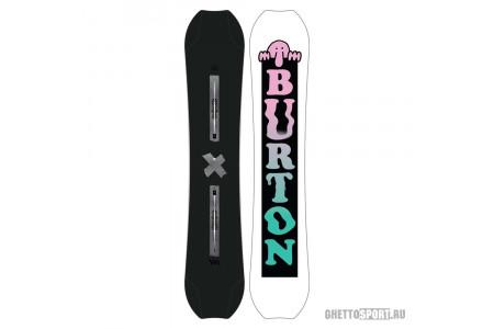 Сноуборд Burton 2020 Kilroy 3D No Color