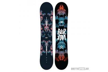 Сноуборд Burton 2020 Stylus No Color 147