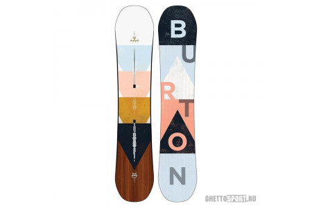 Сноуборд Burton 2020 Yeasayer Fv No Color 144