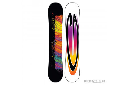 Сноуборд Gnu 2020 Asym B-Nice Btx Dark
