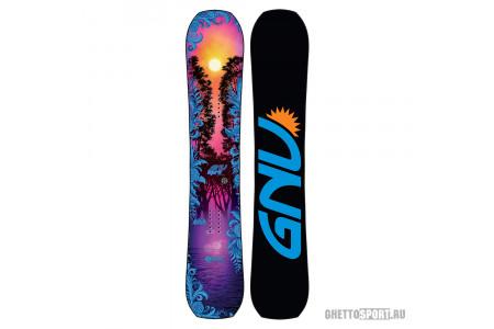 Сноуборд Gnu 2020 B Pro C3