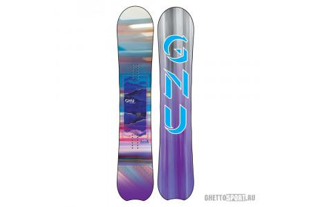Сноуборд Gnu 2020 Chromatic Btx