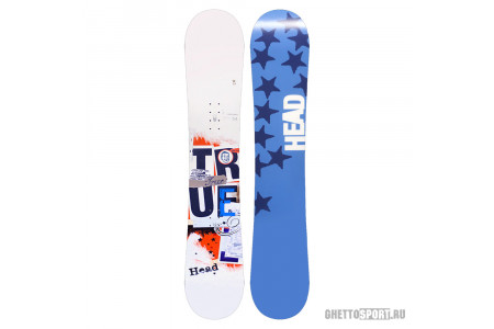 Сноуборд Head 2011 True White/Orange 157