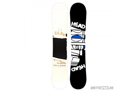 Сноуборд Head 2013 Tribute I White/Black 158