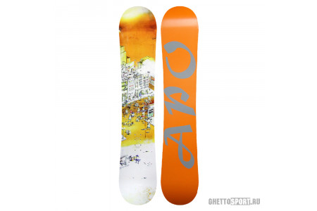 Сноуборд Apo Orange City 157