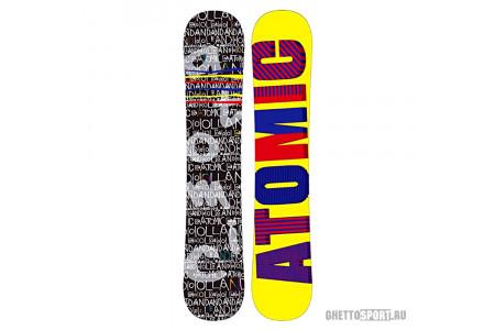 Сноуборд Atomic 2012 Beat 143 Black/White