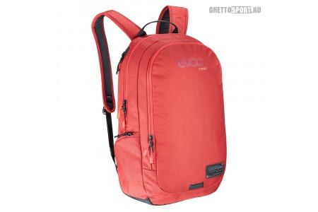 Рюкзак Evoc 2019 Street Chili Red 25 One size (47x28x15cm)