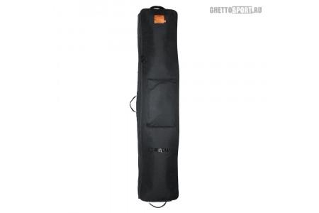 Чехол для горныхыж с колесами Amplifi 2020 Fender Torino Black