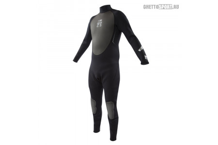 Гидрокостюм Body Glove 2015 Pro 3 Fullsuit 3x2 Black/Grey S