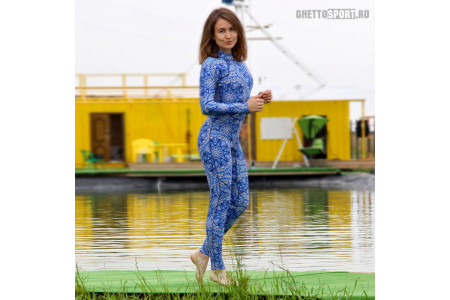 Гидрокостюм No More Black 2017 Pridimala 3х3 Blue