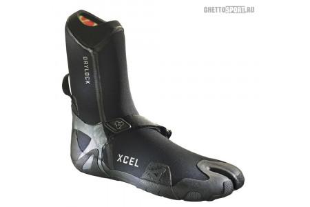 Гидрообувь Xcel 2017 Split Toe Comp Boot 3 Blk