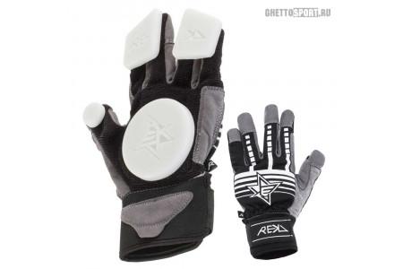 Перчатки для слайдов REKD 2017 Slide Gloves Black