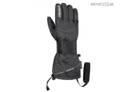 Перчатки Reusch 2020 Baseplate R-Tex® Xt Black/Black Melange/Gold