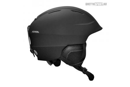 Шлем Alpina 2019 Chute Black Matt 58-61